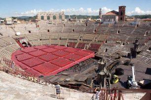 Die Arena von Verona