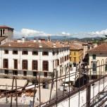 Blick auf die Piazza Bra III