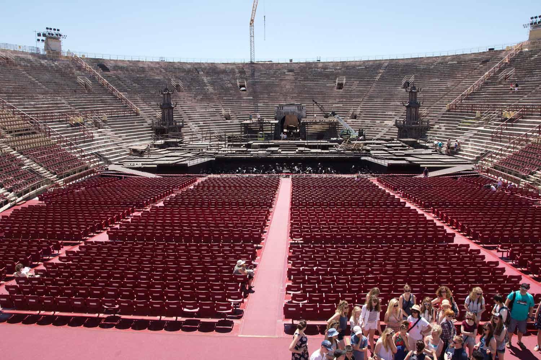 Arena von Verona IV