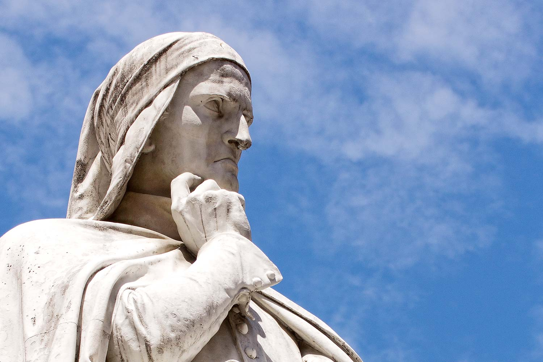 Denkmal für Dante Alighieri