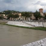 An der Ponte Pietra VII