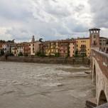 An der Ponte Pietra X
