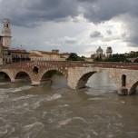 An der Ponte Pietra XIII