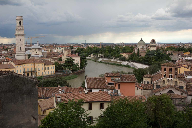 Blick von San Pietro V