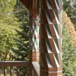 Detail der Kapelle I