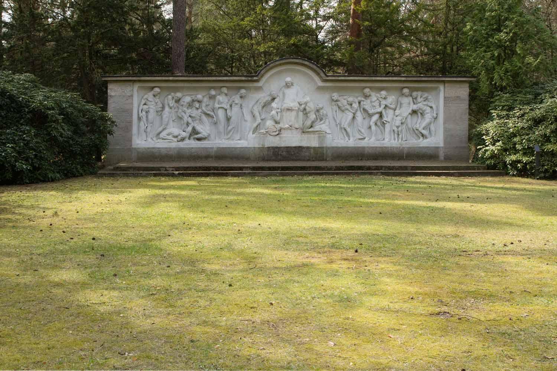 Christusdenkmal von Ludwig Manzel