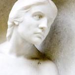 Christusdenkmal von Ludwig Manzel, Detail I