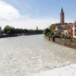 Auf der Ponte Pietra VI