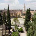 Blick auf Verona II