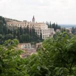 Blick vom Castel San Pietro