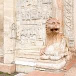 Löwe am Eingang II