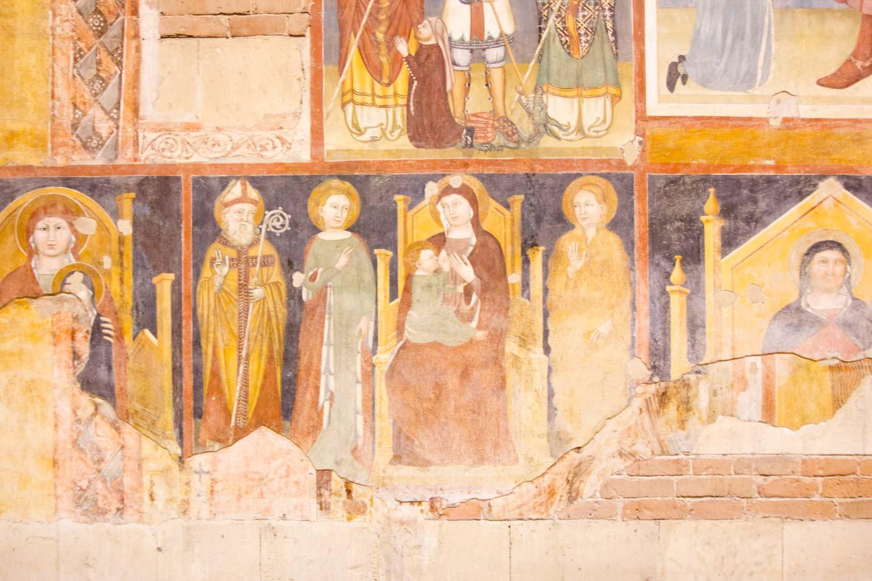 Wandbild II