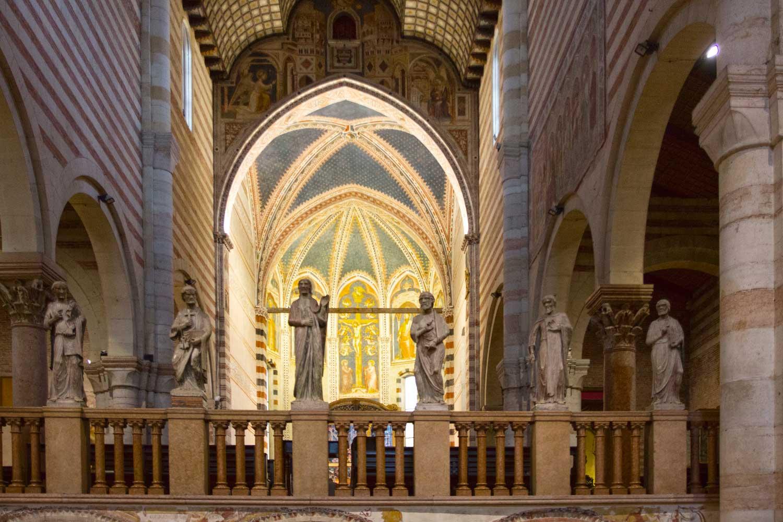 In der Basilika III