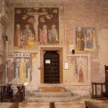In der Basilika VIII