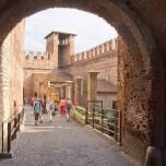 Im Castelvecchio IV