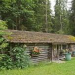 Alte Wanderhütte I