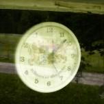 Verkehrte Uhr