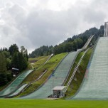 Skischanze in Garmisch-Partenkirchen II