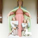 Religöse Skulptur