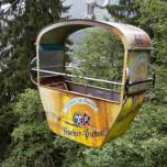 Gondel der Eckbauerbahn