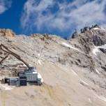 Schneefernerhaus und Zugspitze