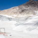 Gletscher Nördlicher Schneeferner