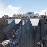 Bauten auf der Zugspitze