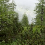 Das Tal wird sichtbar