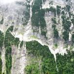 Muster am Berg