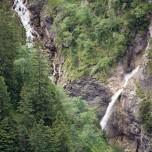Hammersbach und Wasserfall