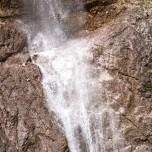 Wasserfall, Ausschnitt