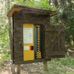 Waldtoilette
