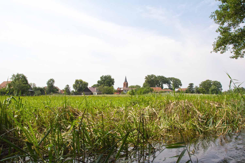 Skyline von Zechow