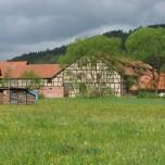 Fachwerk in Rappelsdorf