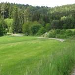 Wanderweg bei Rappelsdorf