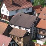 Fachwerk in Vachdorf