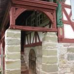 Fachwerk Kloster Veßra