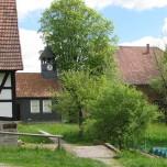 Museumsgelände Kloster Veßra