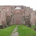 Klosterruine Kloster Veßra