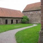 Detail Klosterbauten Kloster Veßra