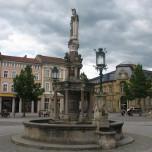 Heinrichsbrunnen Meiningen