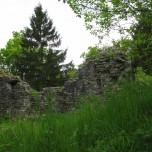 Ruine Ottilienkapelle bei Theamar
