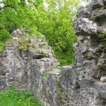 Ruine Ottilienkappelle bei Themar
