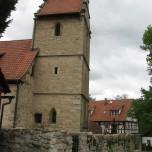 Kirche in Henfstädt