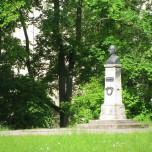 Denkmal Jean Paul Meiningen