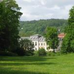 Sichtachse Englischer Garten Meiningen