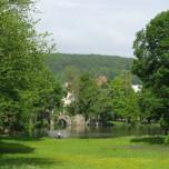 Großer Teich Englischer Garten Meiningen