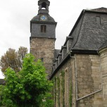 Kirche in Bad Blankenburg