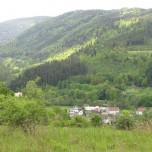 Blick auf Sitzendorf