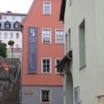 Fröbelmuseum - der erste Kindergarten der Welt in Bad Blankenburg